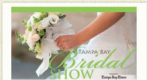 St. Petersburg Bridal Show Sunday October 13, 2013 - Tampa Bay Times Bridal Show The Coliseum