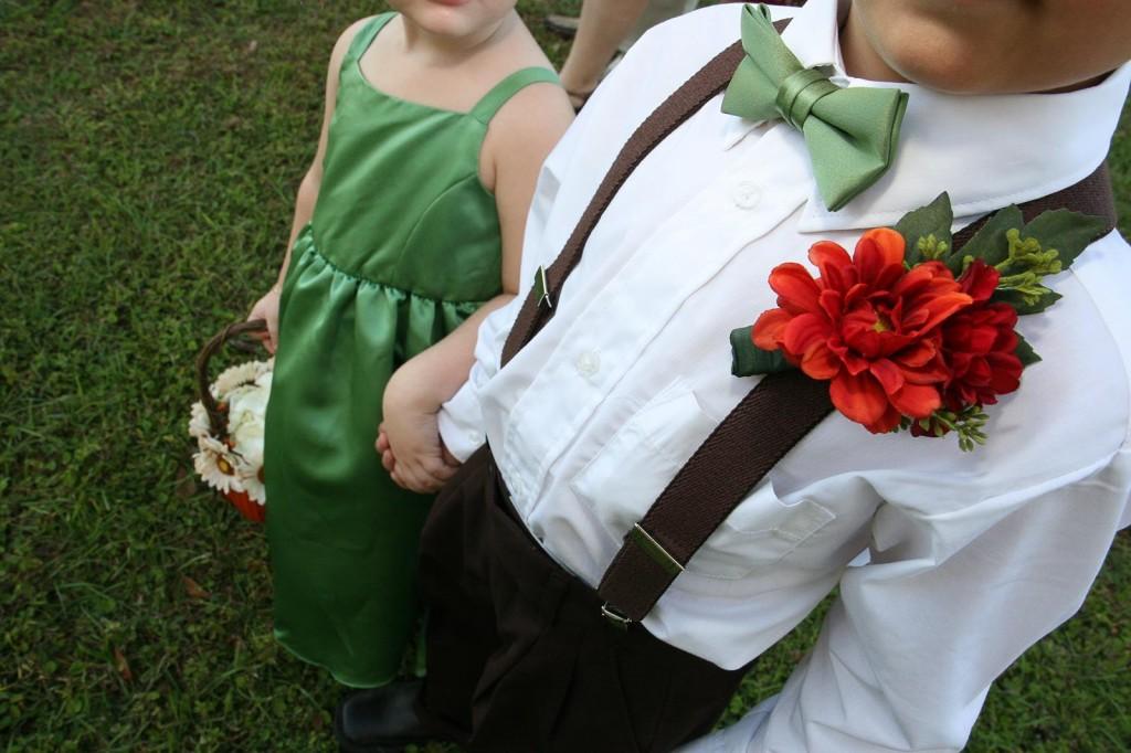 Orange Fall, Rustic Lakeland Wedding - Rocking H Ranch - Lakeland Wedding Photographer Torrie Fagan Studios (11)