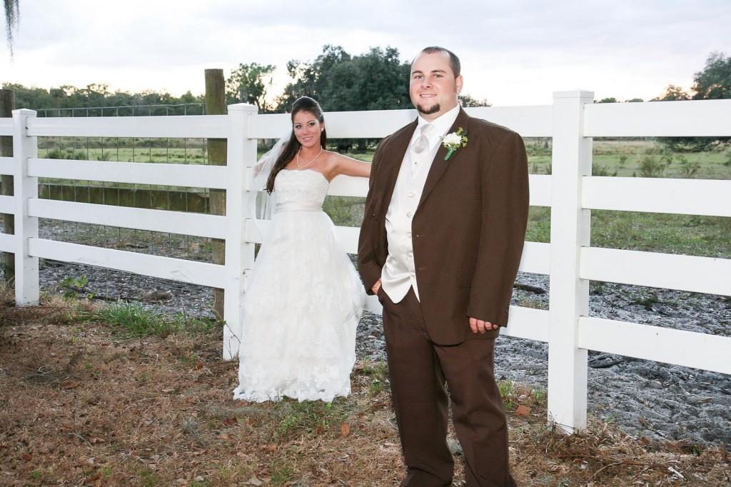 Orange Fall, Rustic Lakeland Wedding - Rocking H Ranch - Lakeland Wedding Photographer Torrie Fagan Studios (21)