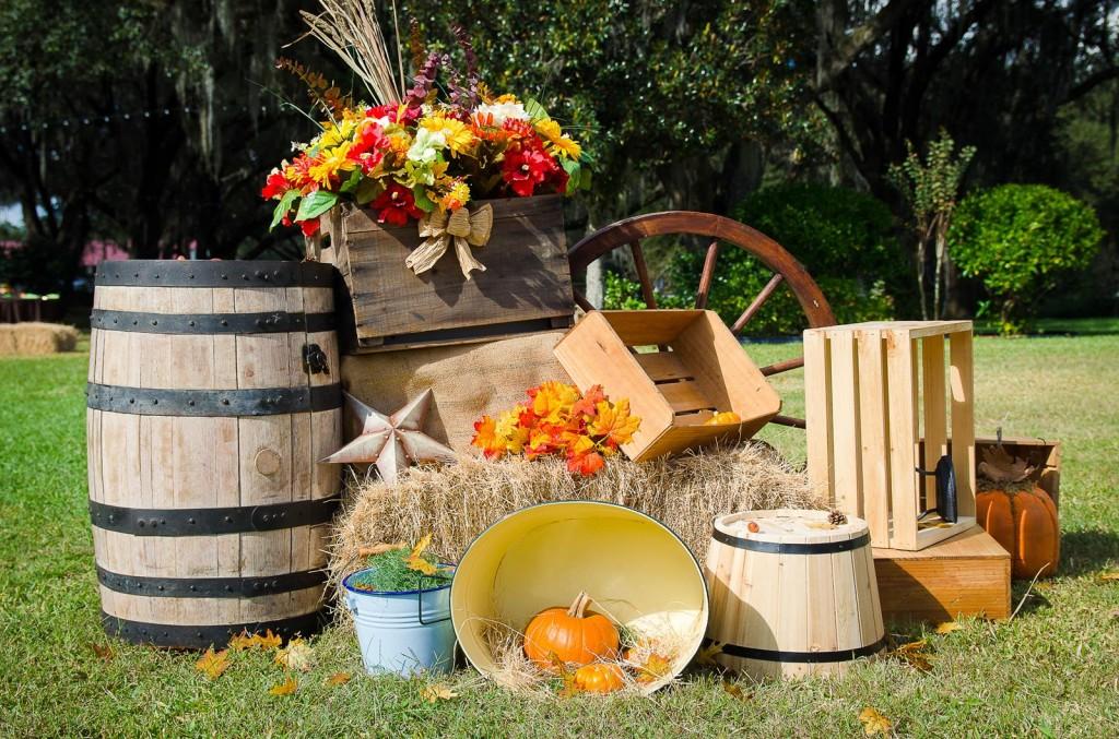 Orange Fall, Rustic Lakeland Wedding - Rocking H Ranch - Lakeland Wedding Photographer Torrie Fagan Studios (6)