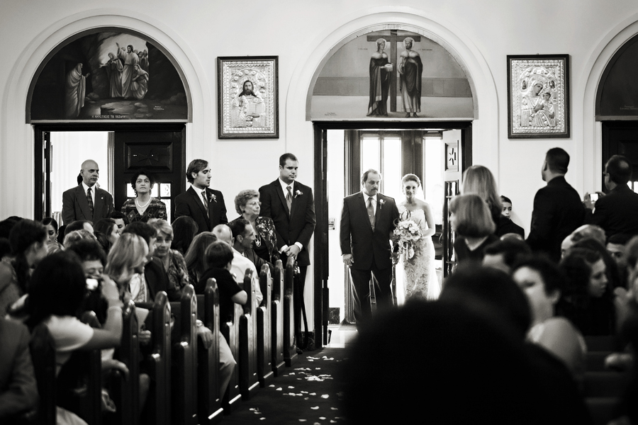 Blush, Ivory, and Champagne Greek Wedding at A La Carte Pavilion - Tampa Wedding Photographer Limelight Photography (19)