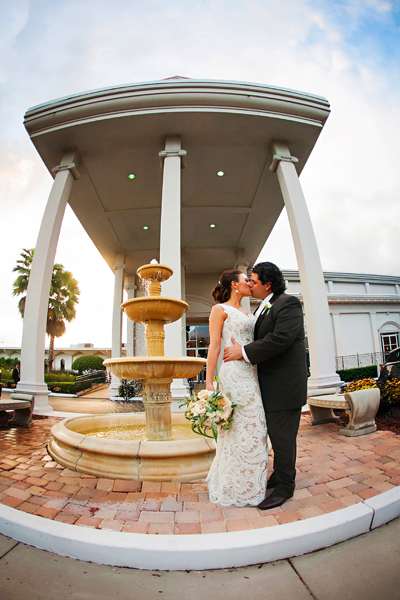 Blush, Ivory, and Champagne Greek Wedding at A La Carte Pavilion - Tampa Wedding Photographer Limelight Photography (32)
