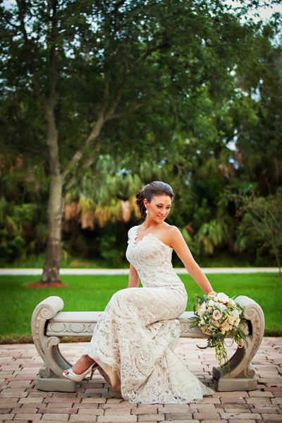 Blush, Ivory, and Champagne Greek Wedding at A La Carte Pavilion - Tampa Wedding Photographer Limelight Photography (34)