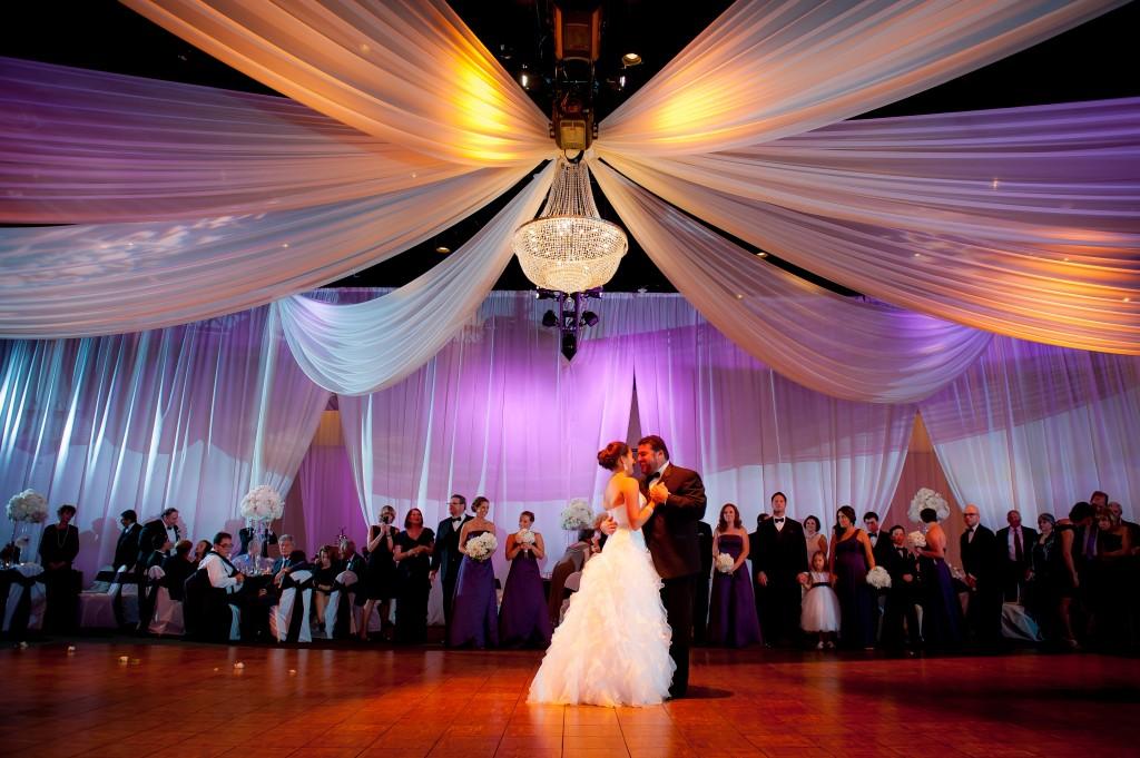 Purple, White & Silver Jewish A La Carte Wedding - Tampa Wedding Photographer Richard Harrell Photography (42)