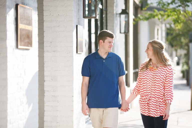 Oxford Exchange Engagement Session, Tampa, FL - Carrie Wildes Photography (1)