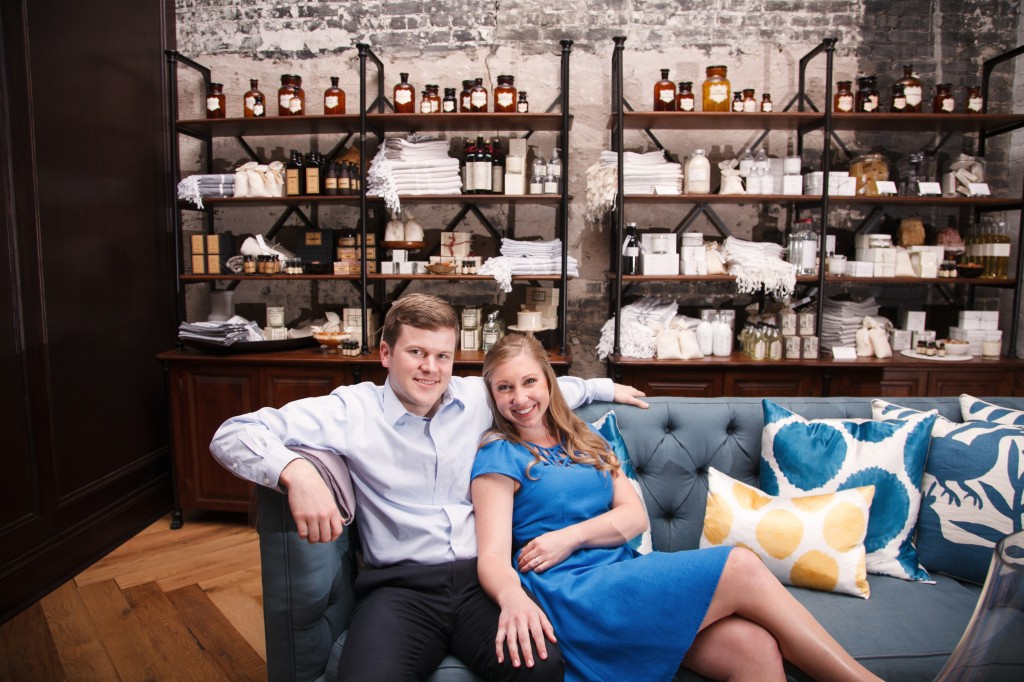 Oxford Exchange Engagement Session, Tampa, FL - Carrie Wildes Photography (14)