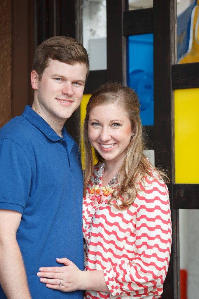 Oxford Exchange Engagement Session, Tampa, FL - Carrie Wildes Photography (3)