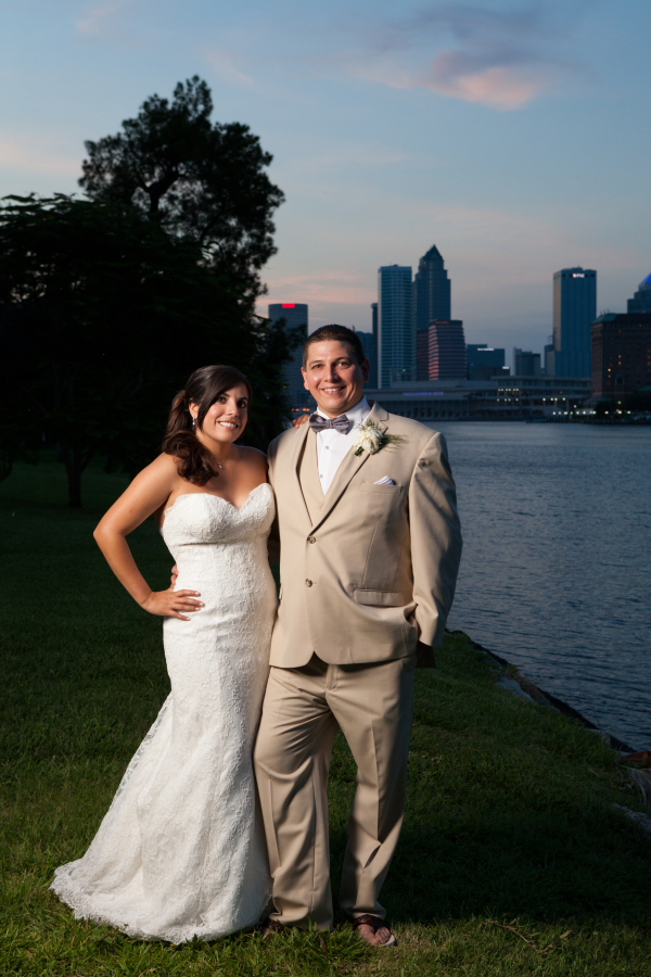 Romantic White, Grey and Pink Davis Islands Garden Club Wedding - Tampa Wedding Photographer Jerdan Photography (33)