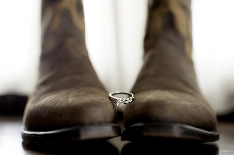 Purple & Grey Rocking H Ranch Wedding - Lakeland Wedding Photographer Pink Lily Photo (3)