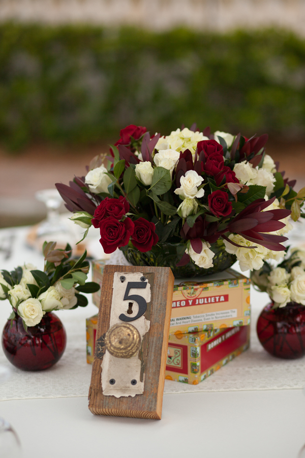 Vintage Pomegranate & Lime Waterfront Tampa Wedding - Esther Louise Photography (39)