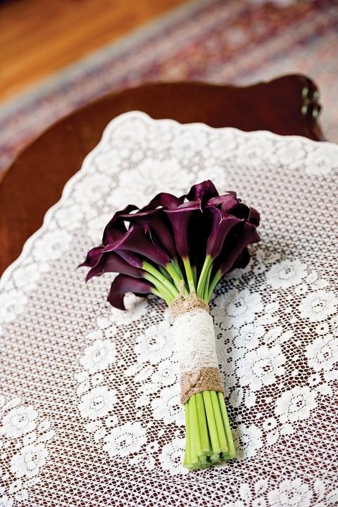 Purple & Grey Rocking H Ranch Wedding - Lakeland Wedding Photographer Pink Lily Photo (5)