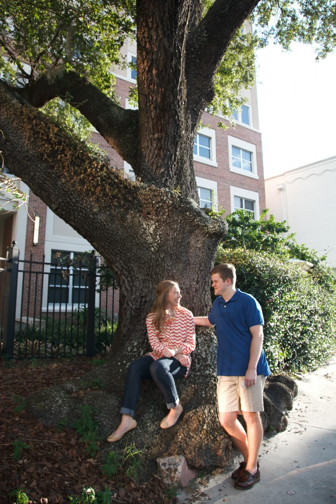 Oxford Exchange Engagement Session, Tampa, FL - Carrie Wildes Photography (6)