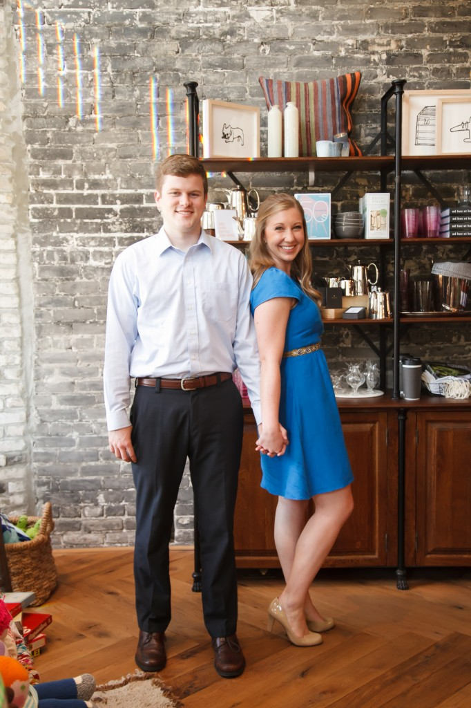 Oxford Exchange Engagement Session, Tampa, FL - Carrie Wildes Photography (7)