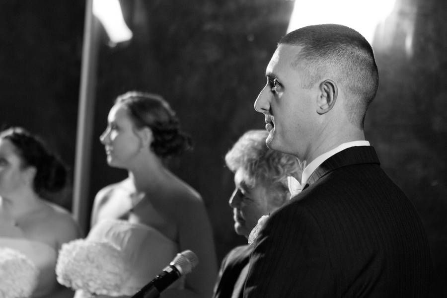 Cobalt Blue and Yellow Florida Aquarium Wedding - Tampa Wedding Photographer Horn Photography and Design (23)