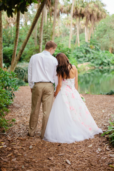 Vintage Spring Wedding at Bok Tower Gardens - Lakes Wales Wedding Photographer Catherine Ann Photography and Wedding Planner Burkle Events (5)