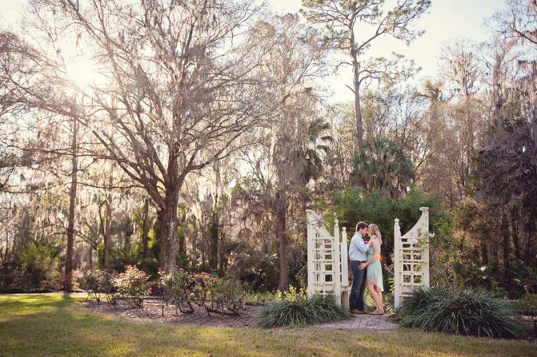 Tampa Airport Travel Themed Engagement Shoot - Tampa Wedding Photographer Marc Edwards Photography (1)