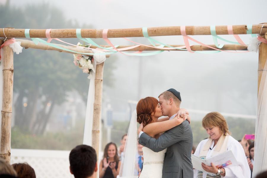 Peach, Mint & Gold St. Pete Beach Wedding - Marie Still Photography (13)