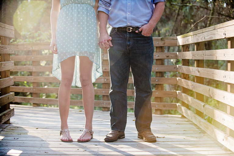 Tampa Airport Travel Themed Engagement Shoot - Tampa Wedding Photographer Marc Edwards Photography (4)