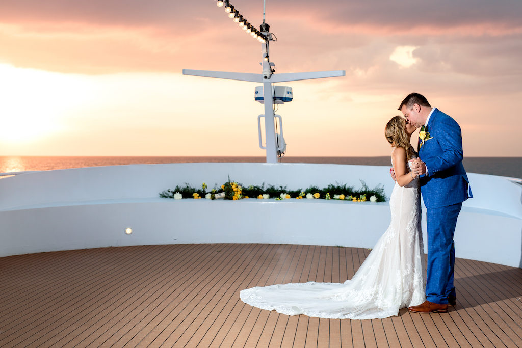 Tampa Bay Waterfront Wedding Venue and Yacht Rental | Yacht StarShip