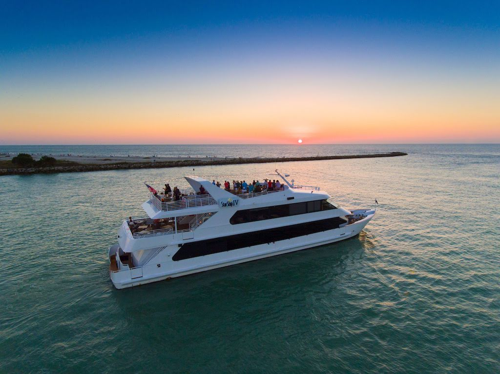 Tampa Bay Waterfront Wedding Venue and Yacht Rental   Yacht StarShip