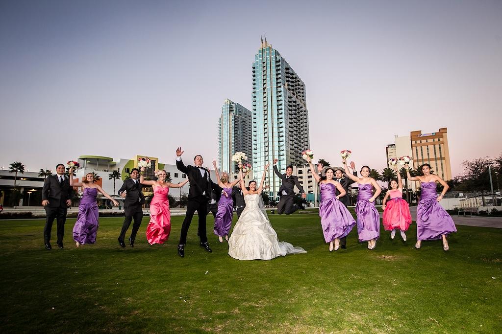 Floridan Palace Wedding, Downtown Tampa - Tampa Wedding Planner Burkle Events & Tampa Wedding Photographer Gary Kaplan Photography (20)