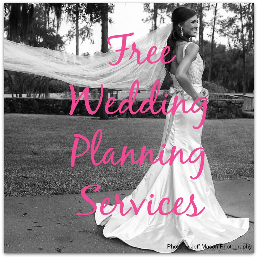 Research the best weddings vendors for your Tampa/St. Pete/Clearwater wedding. Free wedding planning advice from the best wedding planners in Tampa Bay!