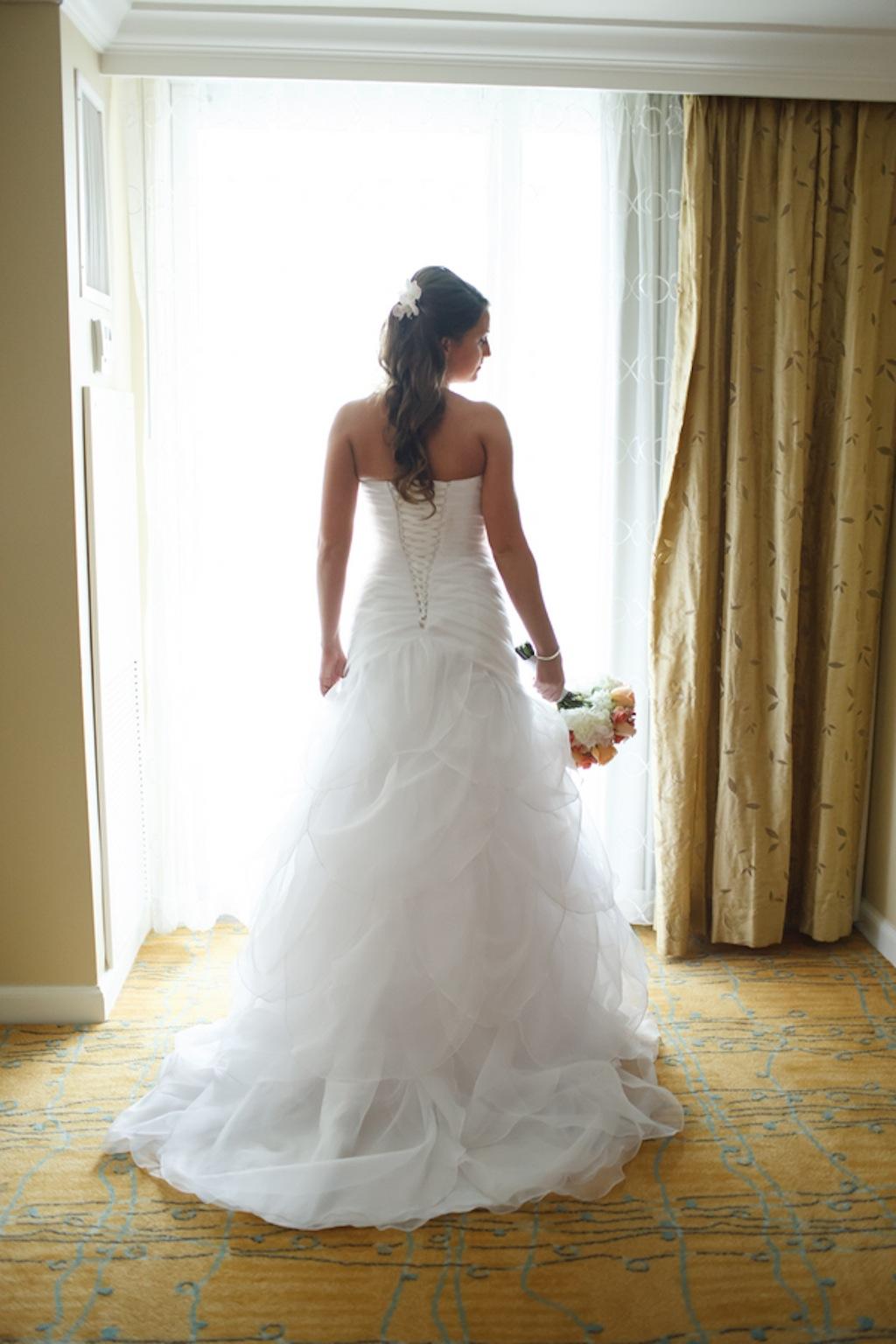 Florida Aquarium Wedding - Downtown Tampa Wedding Venue - Navy Blue & Pink Nautical Wedding (37)
