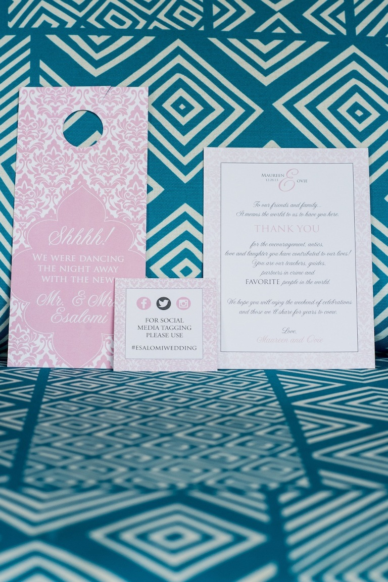 Post Card Inn Wedding St. Pete Beach - In True Colors Photography - Pink, Ivory and White Beachfront Nigerian Wedding (1)