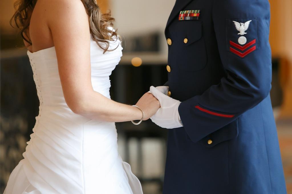 Florida Aquarium Wedding - Downtown Tampa Wedding Venue - Navy Blue & Pink Nautical Wedding (32)