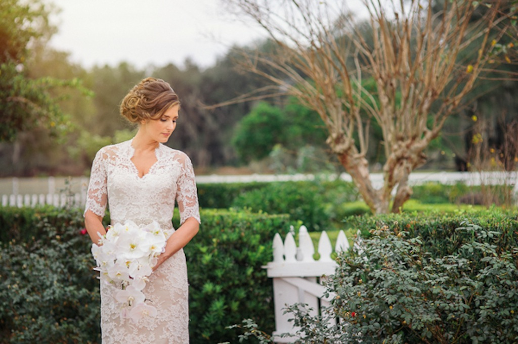 Rocking H Ranch Wedding in Lakeland, FL Rustic Wedding - Lakeland Wedding Photographer Sunglow Photography (7)