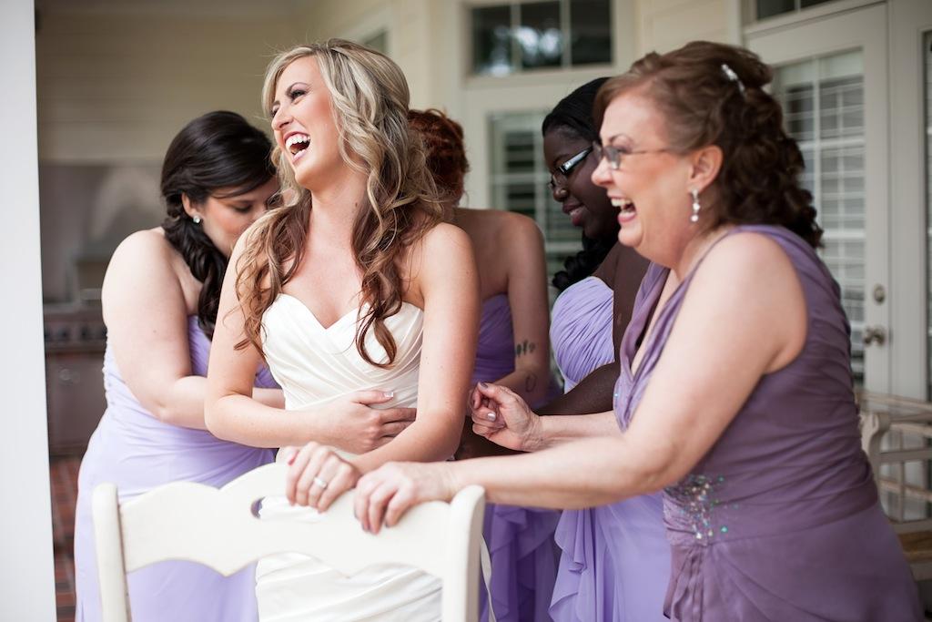 Brooksville Wedding - Purple, Silver & Ivory Wedding at Southern Hills Plantation Club - Brooksville Wedding Photographer Blue Lane Studios (15)