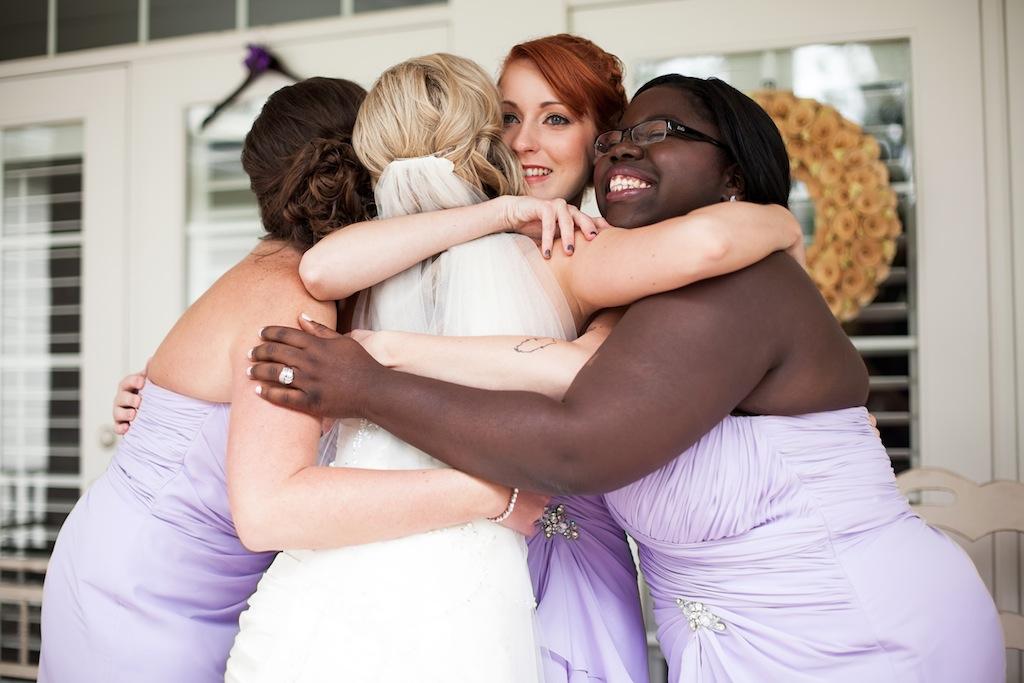 Brooksville Wedding - Purple, Silver & Ivory Wedding at Southern Hills Plantation Club - Brooksville Wedding Photographer Blue Lane Studios (16)