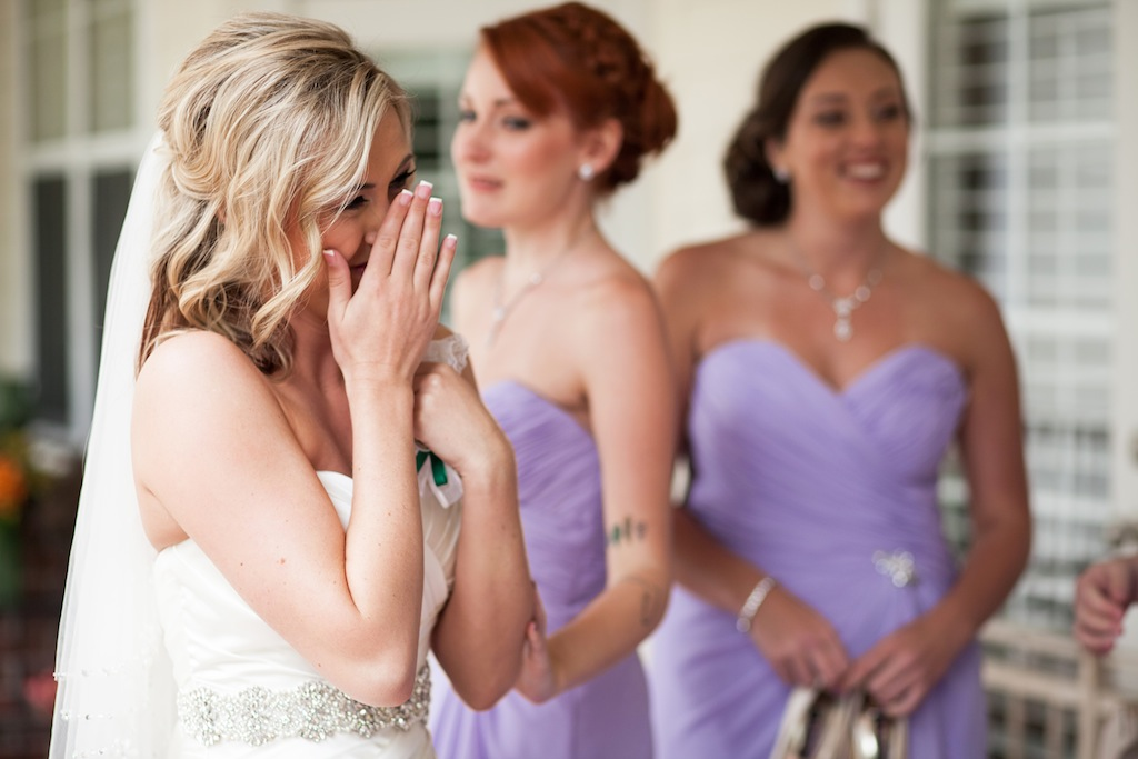 Brooksville Wedding - Purple, Silver & Ivory Wedding at Southern Hills Plantation Club - Brooksville Wedding Photographer Blue Lane Studios (17)
