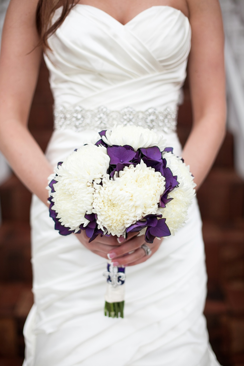 Brooksville Wedding - Purple, Silver & Ivory Wedding at Southern Hills Plantation Club - Brooksville Wedding Photographer Blue Lane Studios (22)