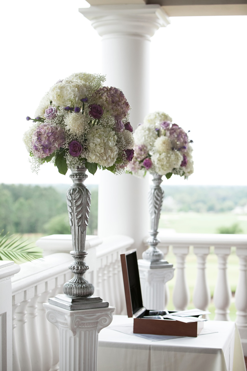 Brooksville Wedding - Purple, Silver & Ivory Wedding at Southern Hills Plantation Club - Brooksville Wedding Photographer Blue Lane Studios (28)