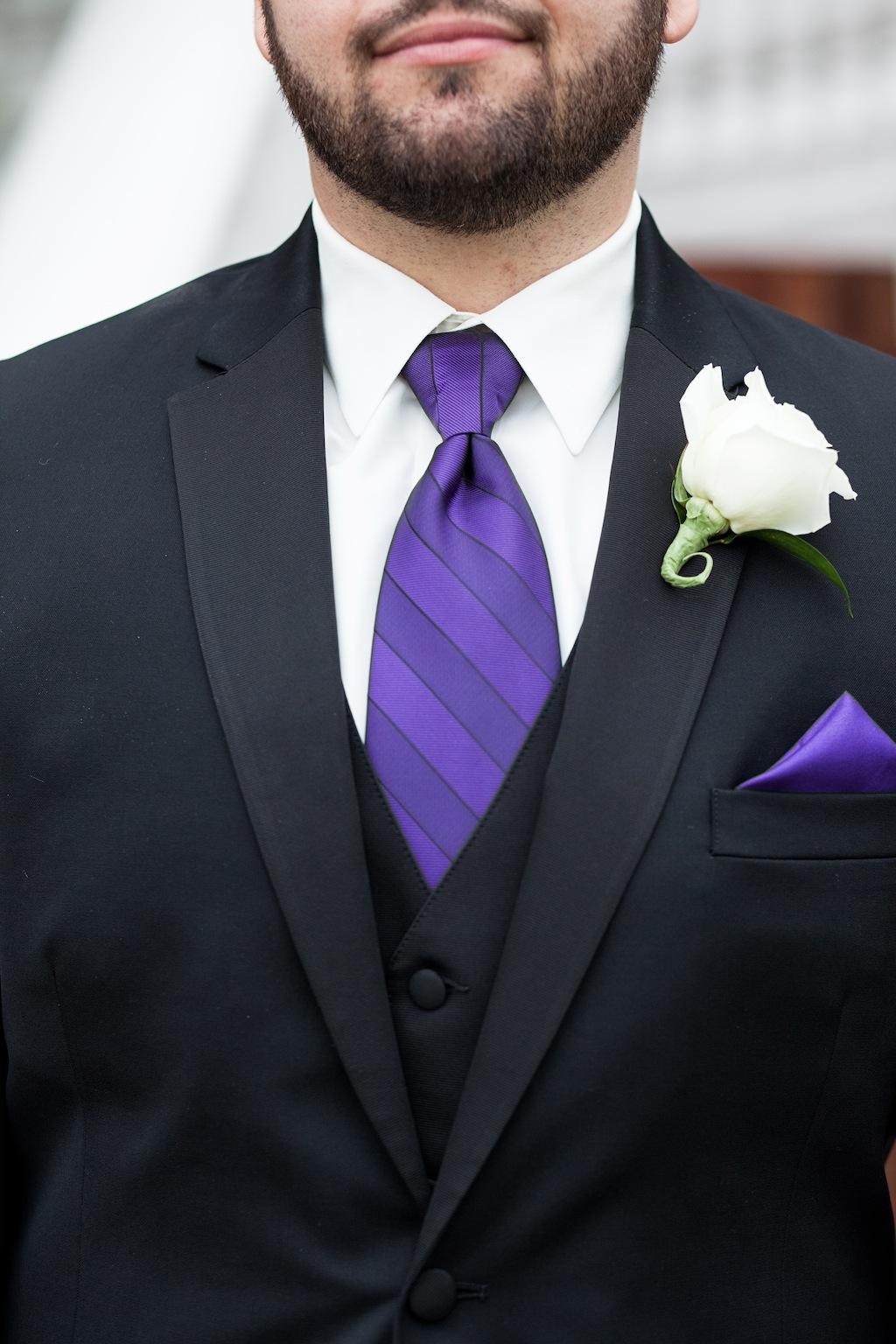 Brooksville Wedding - Purple, Silver & Ivory Wedding at Southern Hills Plantation Club - Brooksville Wedding Photographer Blue Lane Studios (29)