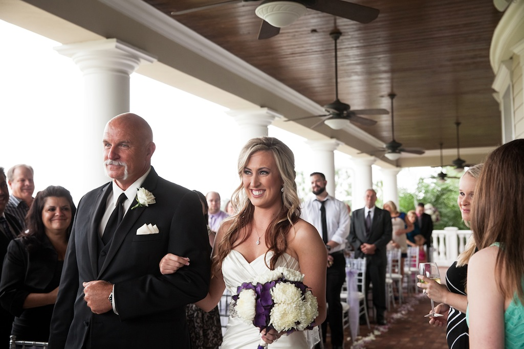 Brooksville Wedding - Purple, Silver & Ivory Wedding at Southern Hills Plantation Club - Brooksville Wedding Photographer Blue Lane Studios (32)