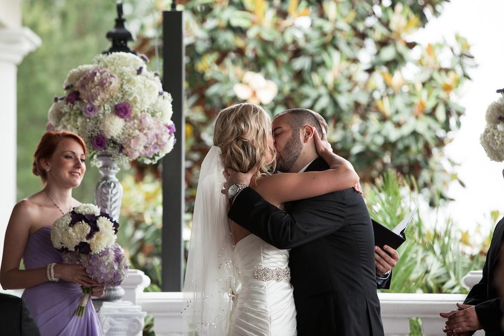 Brooksville Wedding - Purple, Silver & Ivory Wedding at Southern Hills Plantation Club - Brooksville Wedding Photographer Blue Lane Studios (37)
