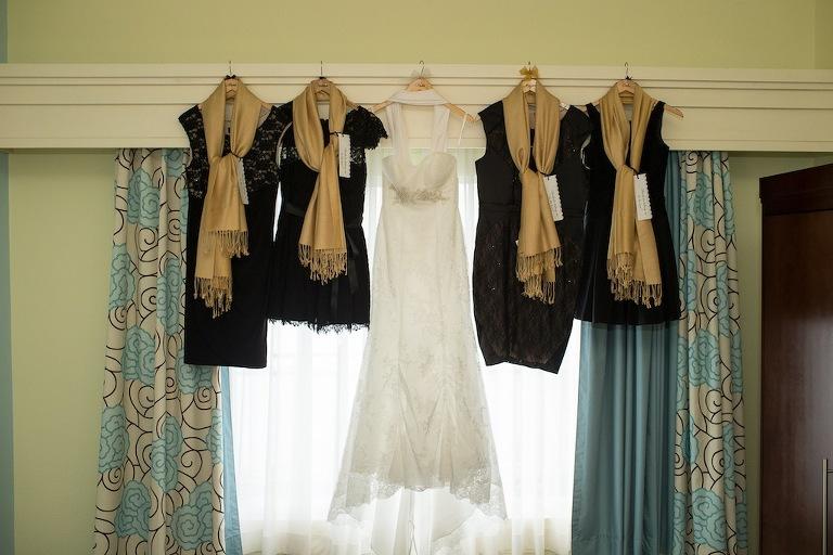 Sarasota Wedding - Elegant, Black Wedding at University Park Country Club - Sarasota Wedding Photographer Jeff Mason Photography (3)