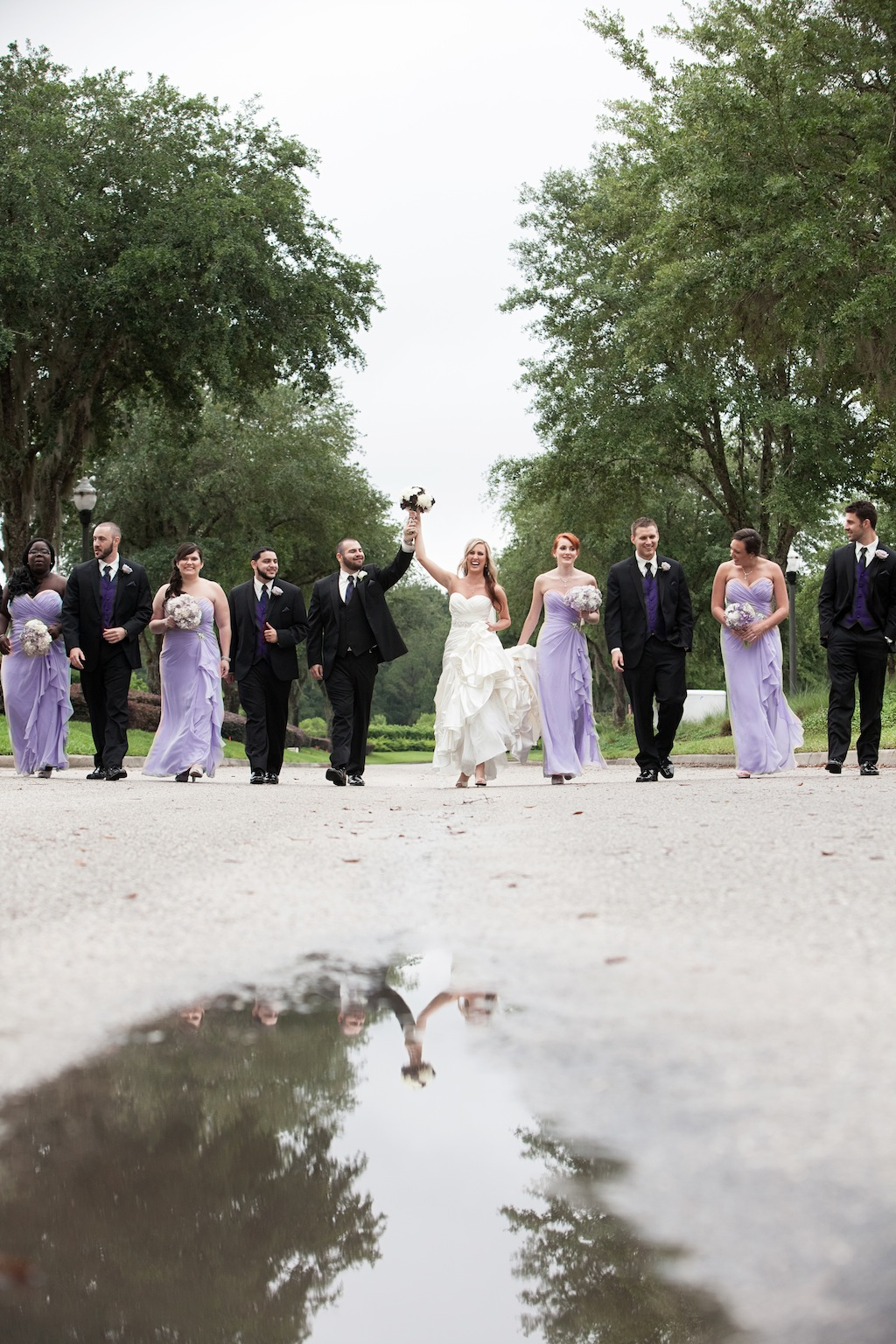 Brooksville Wedding - Purple, Silver & Ivory Wedding at Southern Hills Plantation Club - Brooksville Wedding Photographer Blue Lane Studios (39)