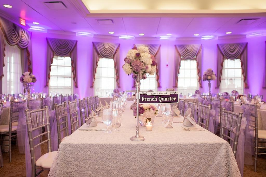 Brooksville Wedding - Purple, Silver & Ivory Wedding at Southern Hills Plantation Club - Brooksville Wedding Photographer Blue Lane Studios (56)