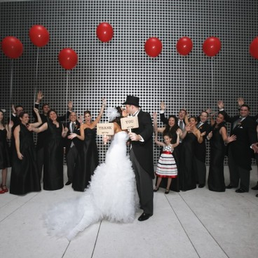 Tampa Museum of Art Wedding Modern Carnival Wedding - Tampa Wedding Photographer Carrie Wildes Photography (57)