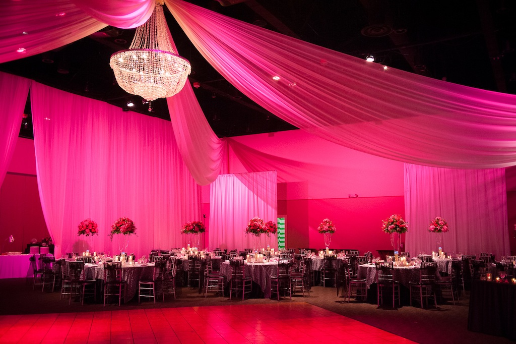 Pink Silver And Black Wedding Unique Wedding Ideas