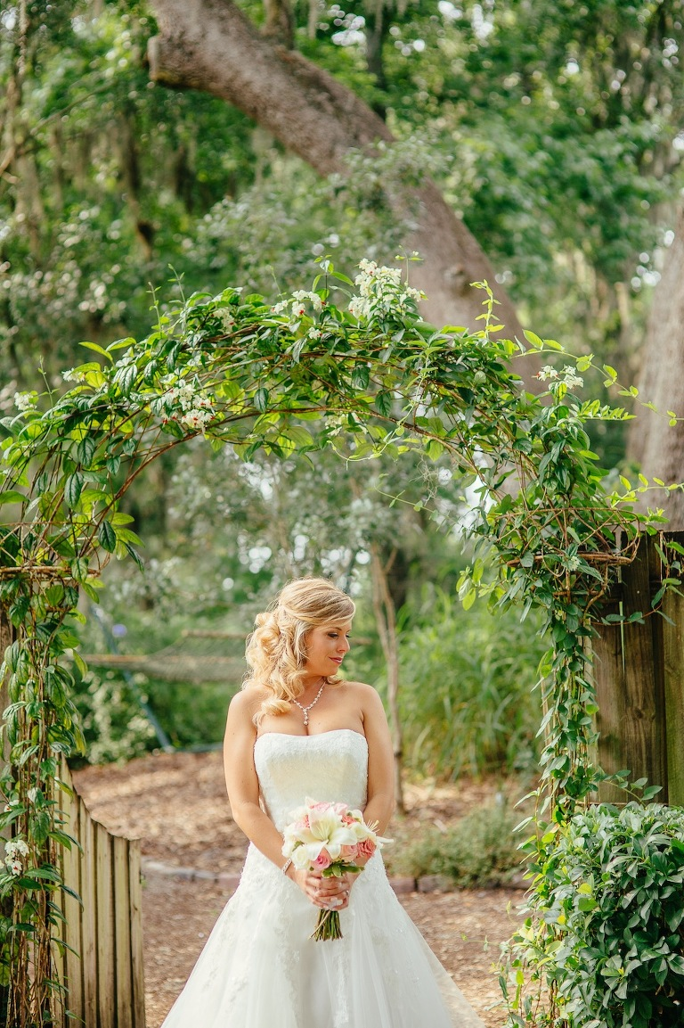 Cross Creek Ranch Wedding near Tampa Bay, Fl - Rustic Rose, Burlap and Lace by Lakeland Wedding Photographer Sunglow Photography (3)