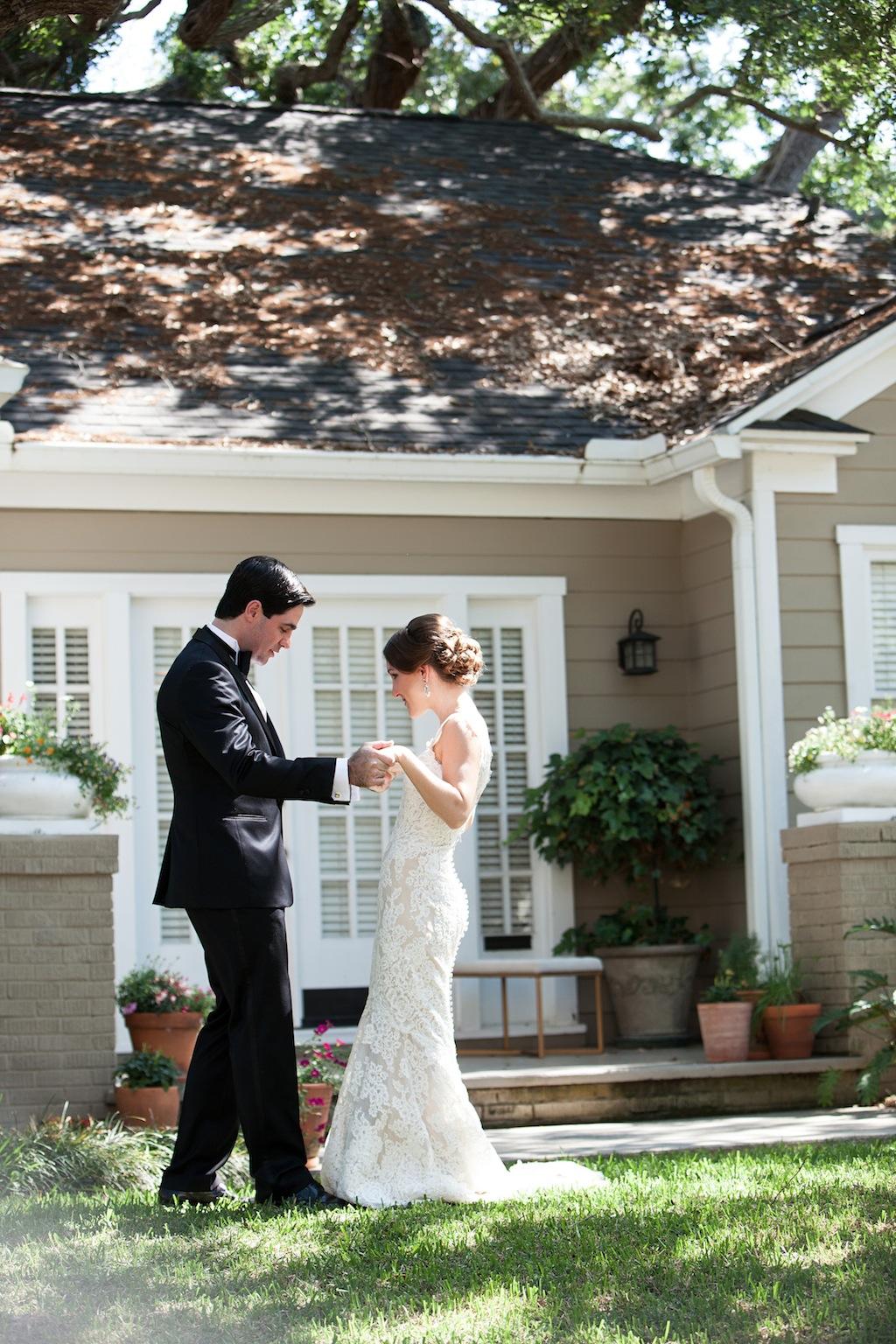"Cream, White, & Gold ""Old Florida"" Wedding in South Tampa - Tampa Yacht Club Wedding - Tampa Wedding Photographer Blue Lane Studios (24)"
