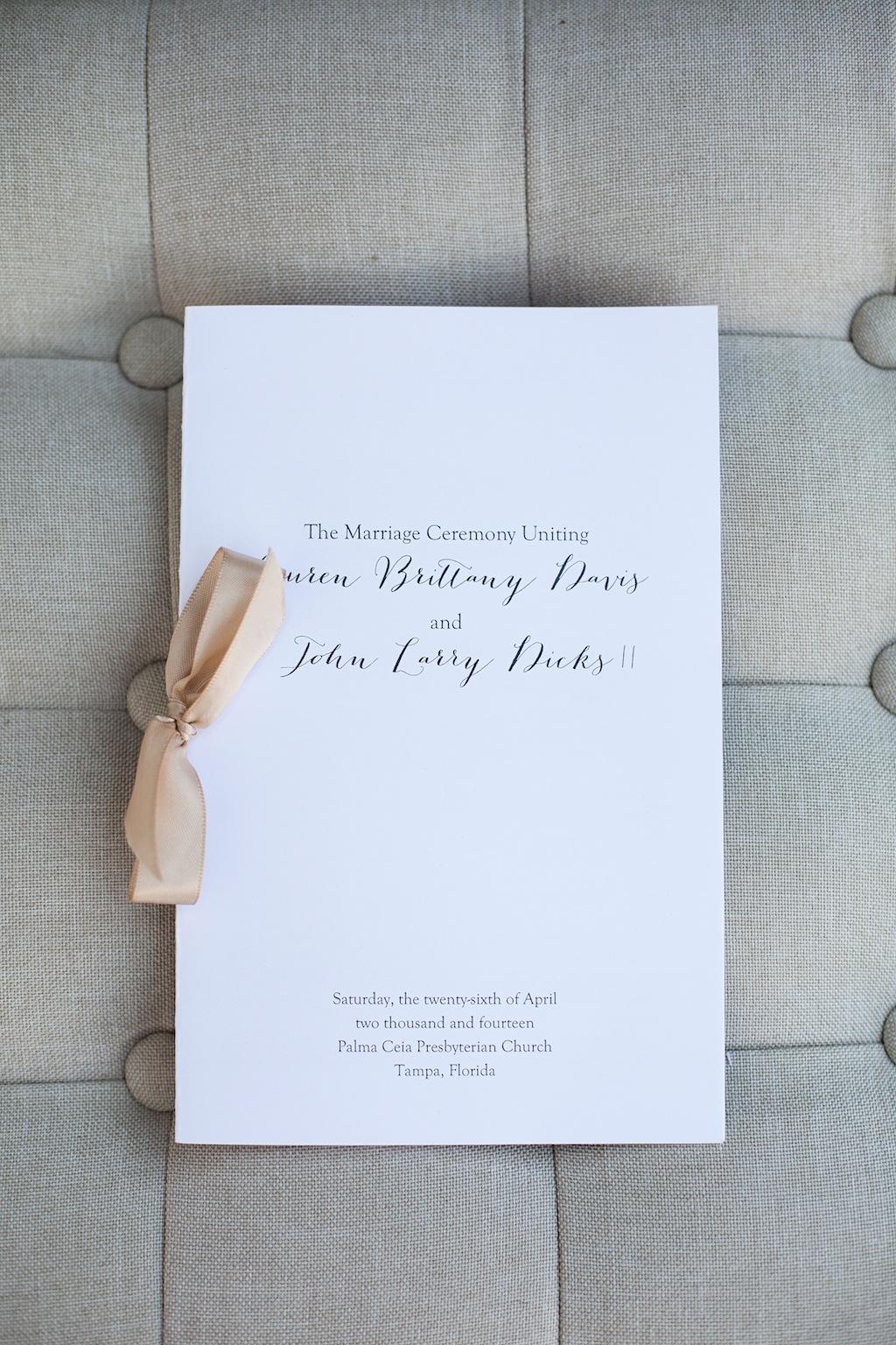 "Cream, White, & Gold ""Old Florida"" Wedding in South Tampa - Tampa Yacht Club Wedding - Tampa Wedding Photographer Blue Lane Studios (3)"