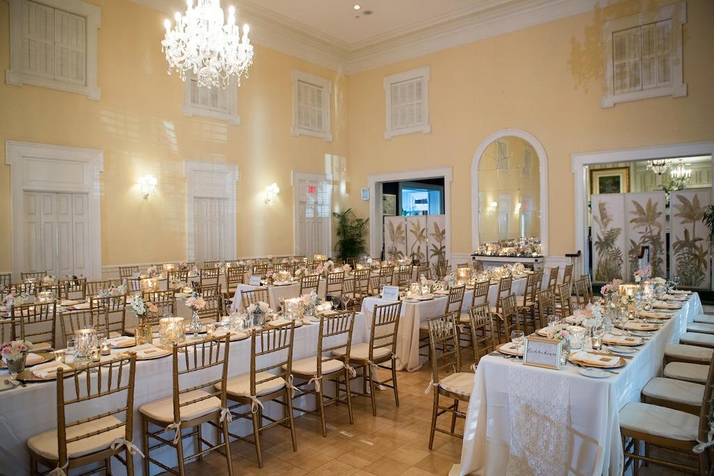 "Cream, White, & Gold ""Old Florida"" Wedding in South Tampa - Tampa Yacht Club Wedding - Tampa Wedding Photographer Blue Lane Studios (51)"