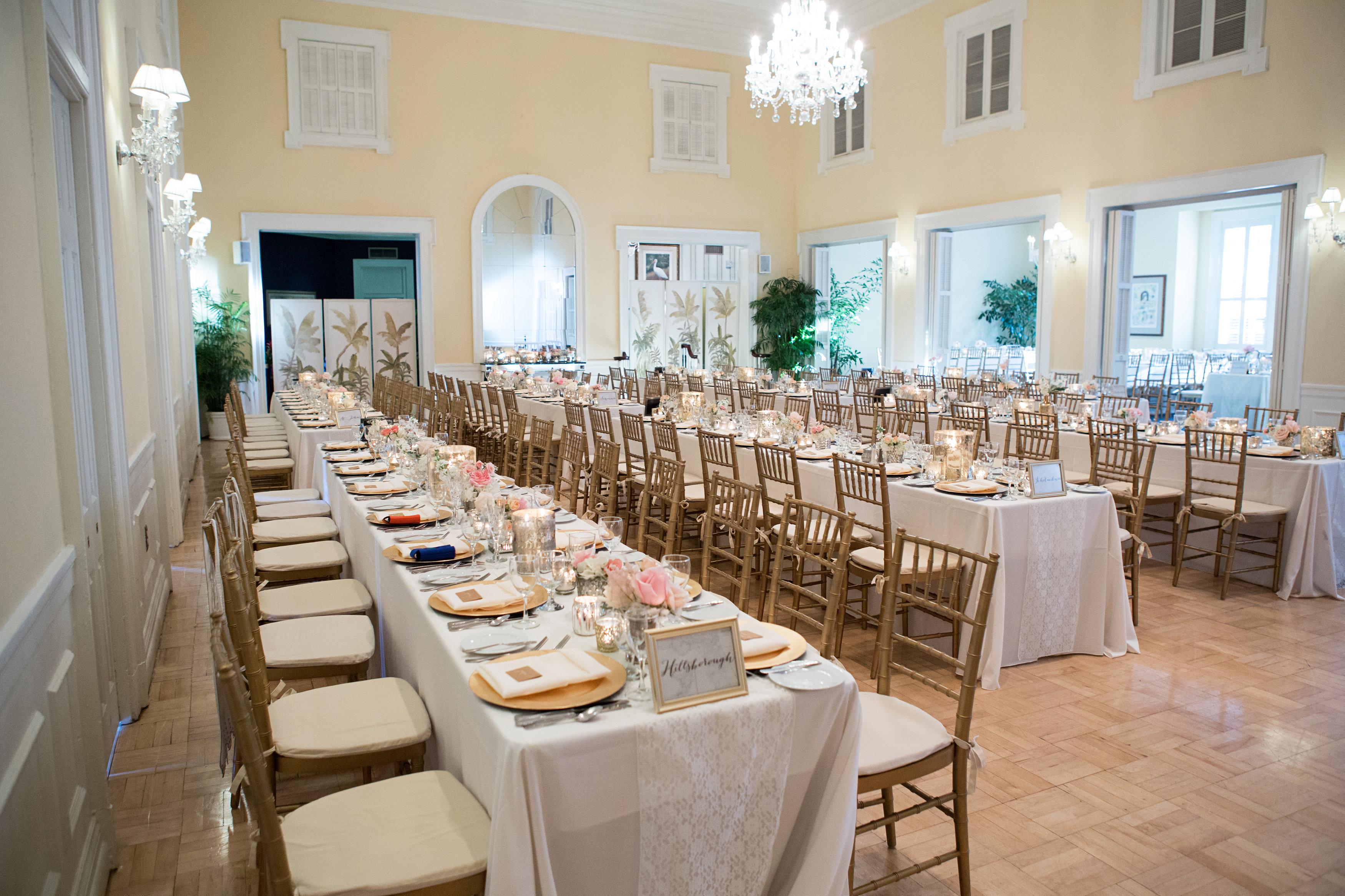 "Cream, White, & Gold ""Old Florida"" Wedding in South Tampa - Tampa Yacht Club Wedding - Tampa Wedding Photographer Blue Lane Studios (55)"