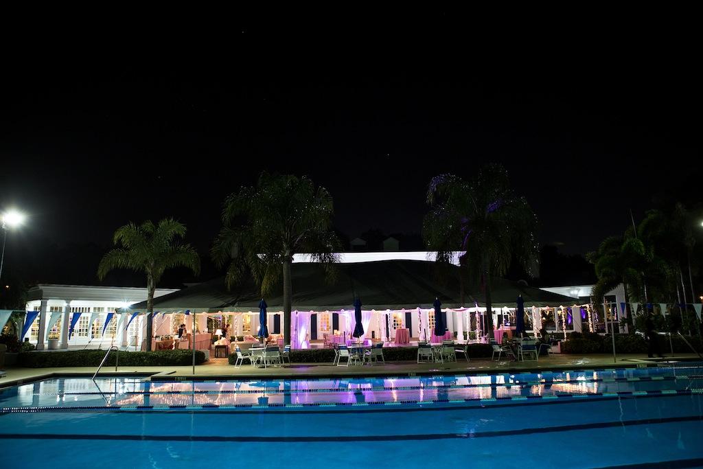 "Cream, White, & Gold ""Old Florida"" Wedding in South Tampa - Tampa Yacht Club Wedding - Tampa Wedding Photographer Blue Lane Studios (65)"