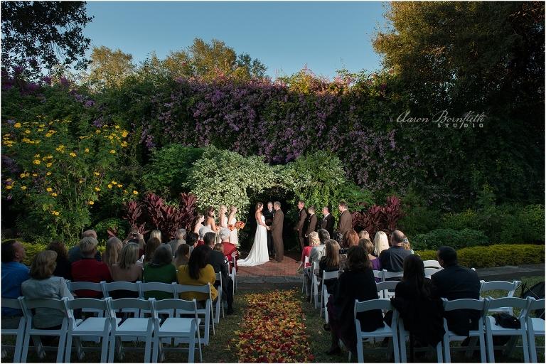 St. Pete Bridal Show at Sunken Gardens - Sunday, October 18, 2015